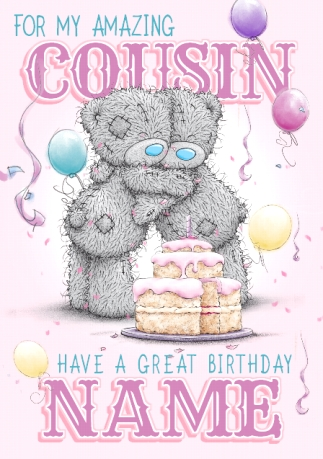 Send Cousin Birthday Cards Funky Pigeon