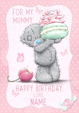Me To You For My Mummy Birthday Card Funky Pigeon