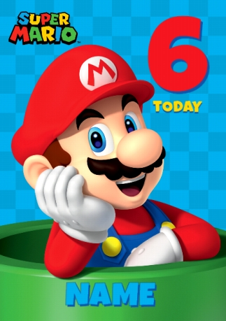 Mario birthday cards funky pigeon preview image is not found bookmarktalkfo Image collections