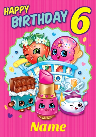 It is a photo of Universal Shopkins Birthday Images