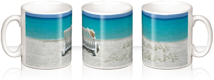Cuban Beach Mug